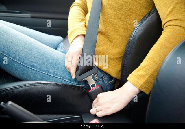2932x2932 Pubg Android Game 4k Ipad Pro Retina Display Hd: Woman Fastening Seatbelt Stock Photos & Woman Fastening