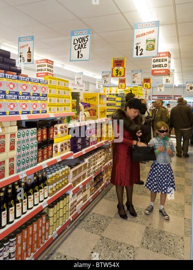 Shop Interior 1960s Stock Photos Amp Shop Interior 1960s