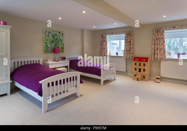 childs bedroom stock photos & childs bedroom stock images - alamy
