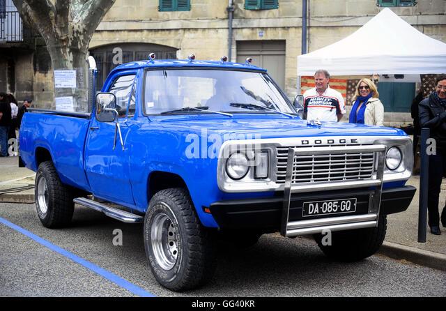 Custom Pickup Stock Photos & Custom Pickup Stock Images - Alamy