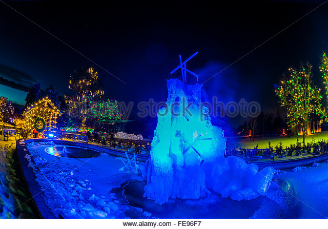 Lake Louise Christmas Stock Photos Lake Louise Christmas Stock Images Alamy