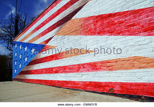 Us stock photos images us stock photography alamy for American flag wall mural