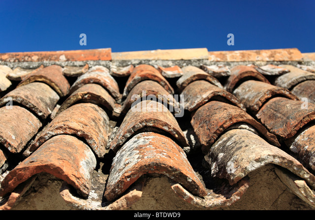 Red Tiles Stock Photos Amp Red Tiles Stock Images Alamy