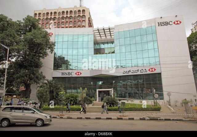 Hsbc bank address bangalore