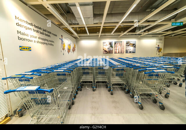 ikea trolley stock photos ikea trolley stock images alamy. Black Bedroom Furniture Sets. Home Design Ideas