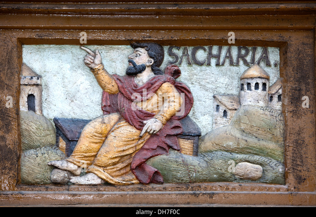 a look at prophet zechariah in the old testament There is zechariah the minor prophet,  many assume that jesus was referring to a martyr named zechariah from old testament times however, a closer look at jesus.