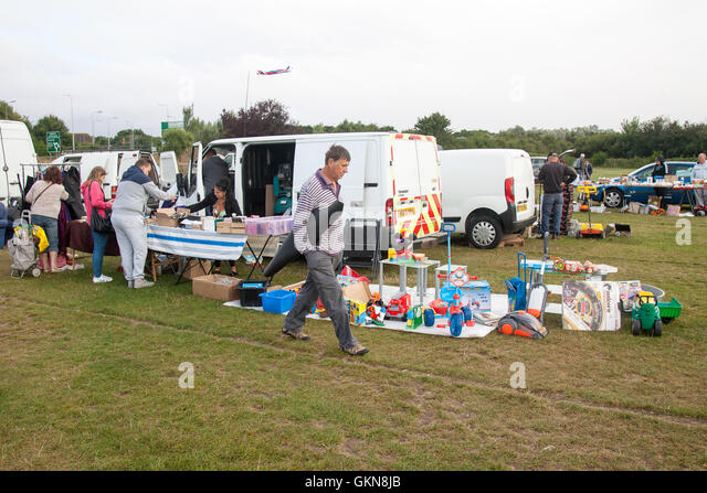 Boreham Car Boot Sale