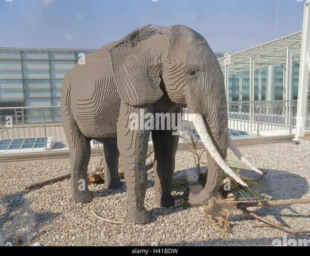 Lego Elephant Stock Photos & Lego Elephant Stock Images - Alamy