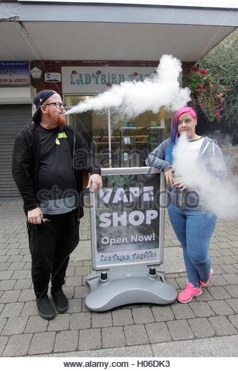 E cigarette shop in bradford