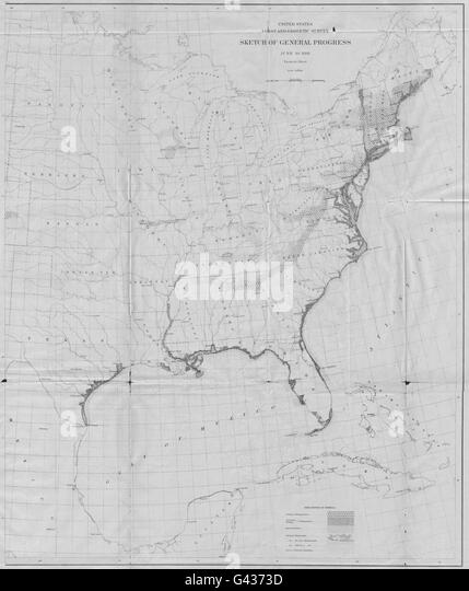 Us National Geodetic Survey Stock Photos Us National Geodetic
