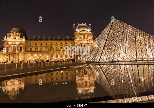 By i m pei stock photos by i m pei stock images alamy - Louvre architekt ...