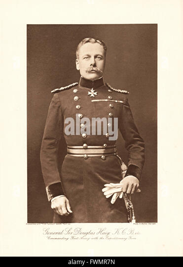 sir douglas haig essay In this essay i will discus whether general haig deserves to be remembered as ' the  general haig's title of 'the butcher of the somme' originated after the first.