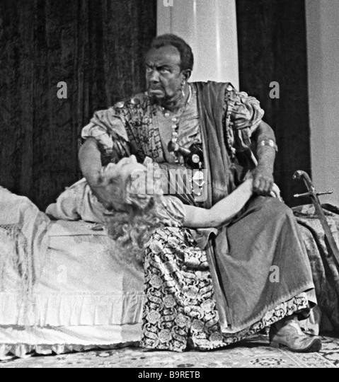 an overview of the concept of black and white in othello a play by william shakespeare The tempest is a play by william shakespeare,  an essay on the play of the tempest published in  up of white actors as the humans and black actors playing.