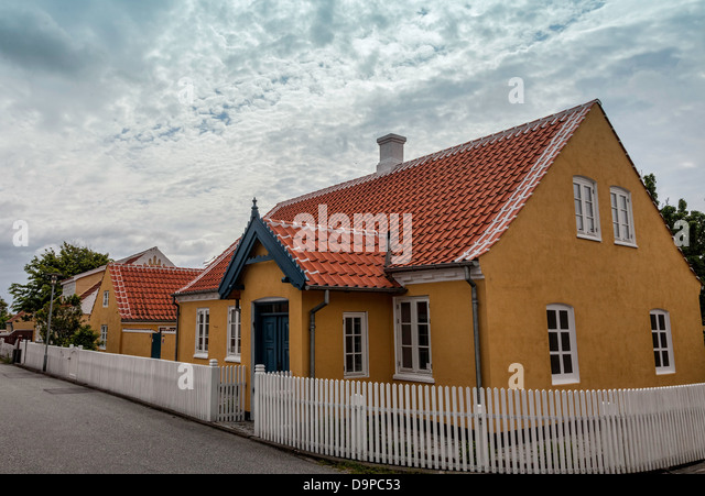 Jutland stock photos jutland stock images alamy - The jutland small house ...