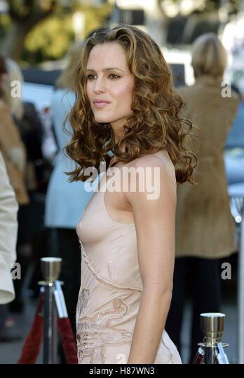Jennifer Garner Daredevil Premiere Daredevil 2003 Jennife...