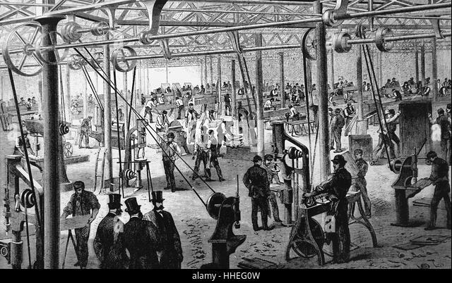 19th Century Factory Stock Photos Amp 19th Century Factory