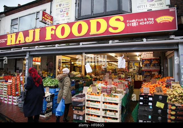 Bury Park Shopping Center Stock Photos & Bury Park Shopping Center ...