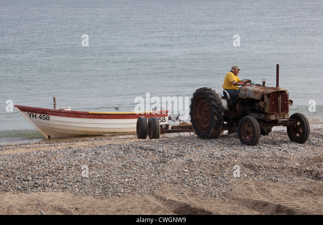 Tractor Pull Boats : Tractor pulling stock photos