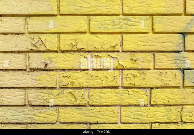 Yellow brickwork stock photos yellow brickwork stock images alamy - Exterior textured masonry paint model ...