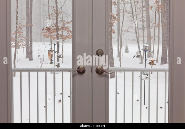 French doors interior stock photos french doors interior for Looking for french doors