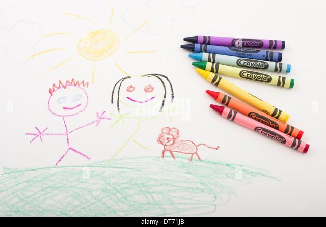 Niedlich Crayola Crayon Bilder Ideen - Ideen färben - blsbooks.com