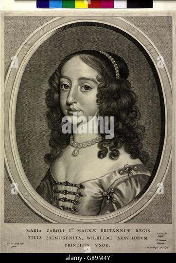 Maria Stuart Stock Photos