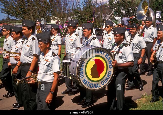 Hawaii Army National Guard Stock Photos & Hawaii Army National ...