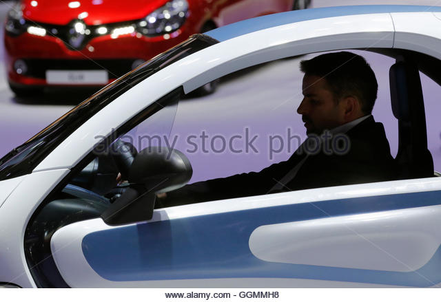a renault twizy stock photos a renault twizy stock images alamy. Black Bedroom Furniture Sets. Home Design Ideas