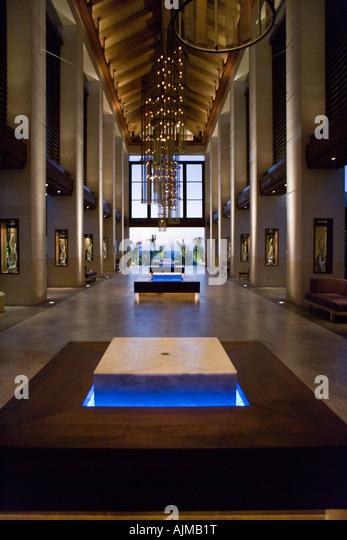 Lobby Atlantis Paradise Island Resort Stock Photos & Lobby ...