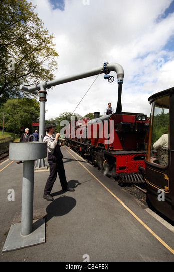Train stock photos amp welsh highland railway steam train stock images