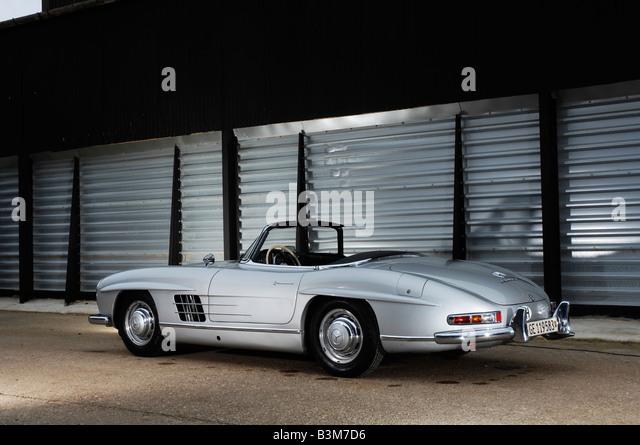 300sl stock photos 300sl stock images alamy for Mercedes benz surrey uk