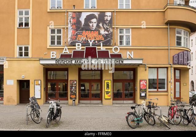 Kino Babylon Mitte Stock Photos & Kino Babylon Mitte Stock ...  Kino Babylon Mi...