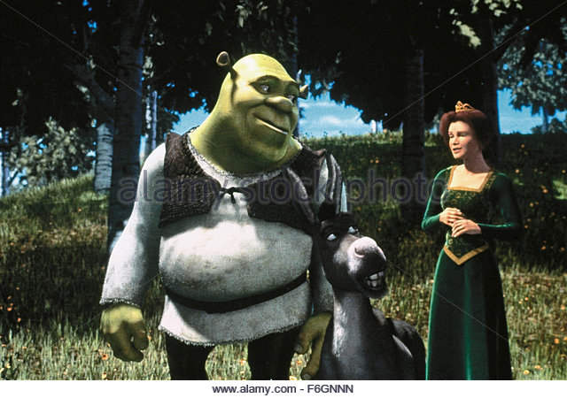 in the movie shrek directed by  shiny new director in the form of andrew adamson, the man behind the camera  for shrek and the lion, the witch, and the wardrobe (though,.