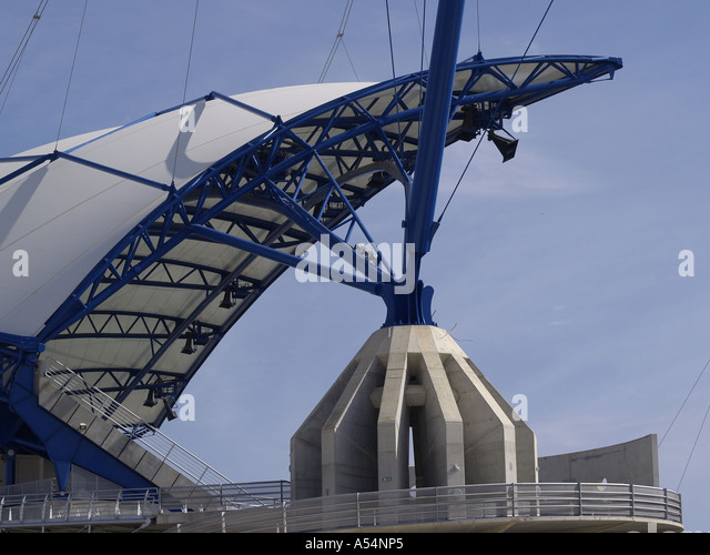 roofing of a modern stadium - Stock Image & Canopy Roofing Stock Photos u0026 Canopy Roofing Stock Images - Alamy memphite.com