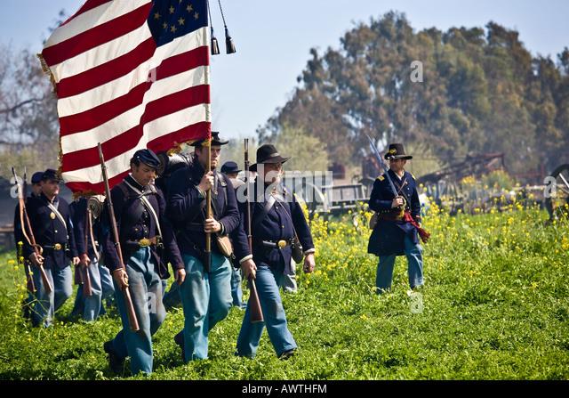 Yankee Civil War American Civil War Fla...