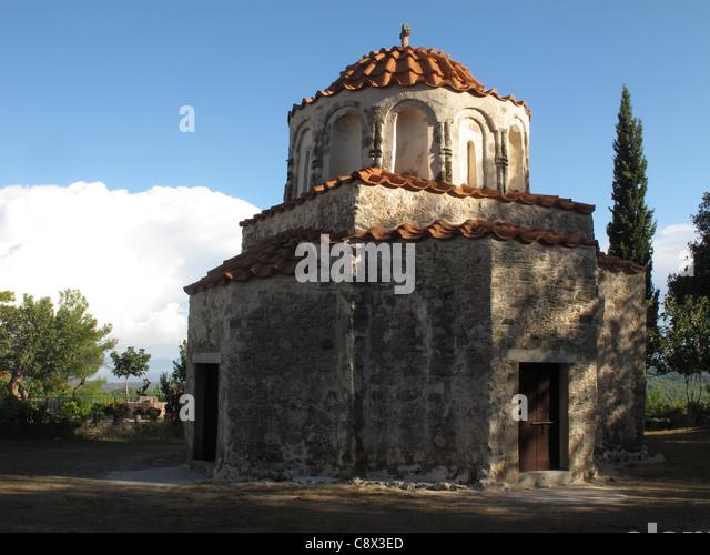Greek Church Rhodes Stock Photos & Greek Church Rhodes ...