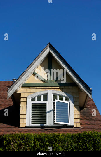 Dormer Of A Roof Stock Photos Amp Dormer Of A Roof Stock