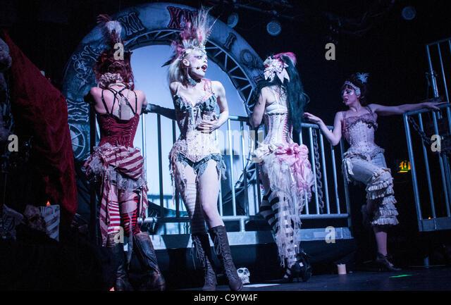 Emilie Autumn Tour  Uk