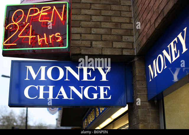 currency exchange shop stock photos currency exchange shop stock images alamy