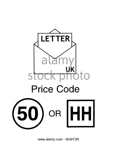 At T Stock Price Quote: Greetings Card Price Code Stock Photos & Greetings Card