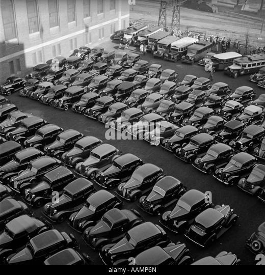 Classic Cars 1930s Stock Photos & Classic Cars 1930s Stock