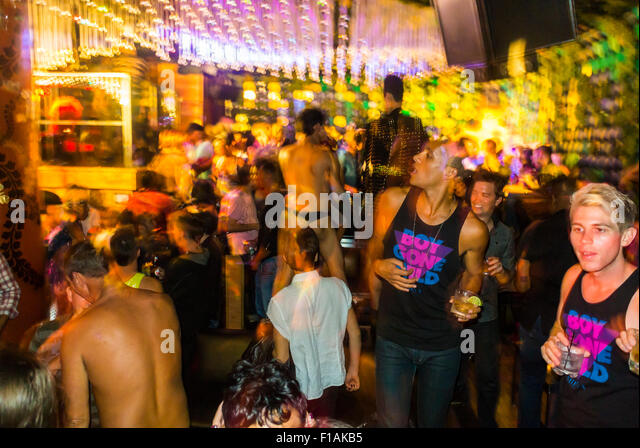 Gay dance clubs new york