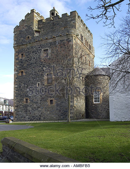 Salt Lamps Castle Court Belfast : Stranraer Scotland Stock Photos & Stranraer Scotland Stock Images - Alamy