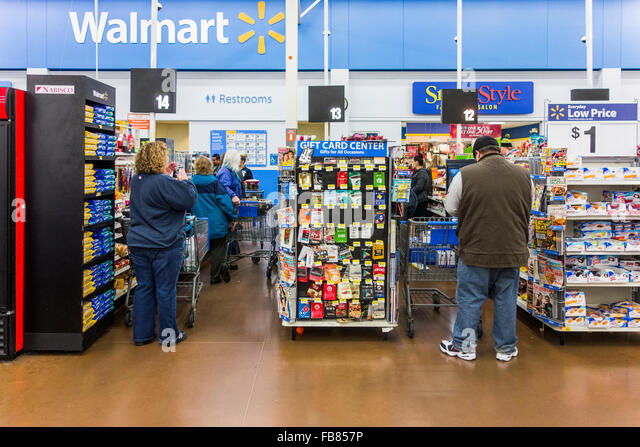 Checkout Line Queue Stock Photos u0026 Checkout Line Queue Stock Images - Alamy