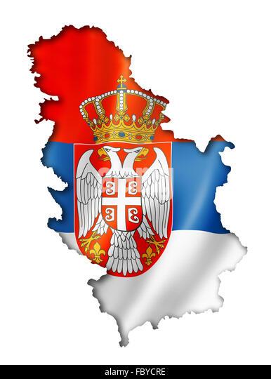 serbian flag stock photos amp serbian flag stock images alamy