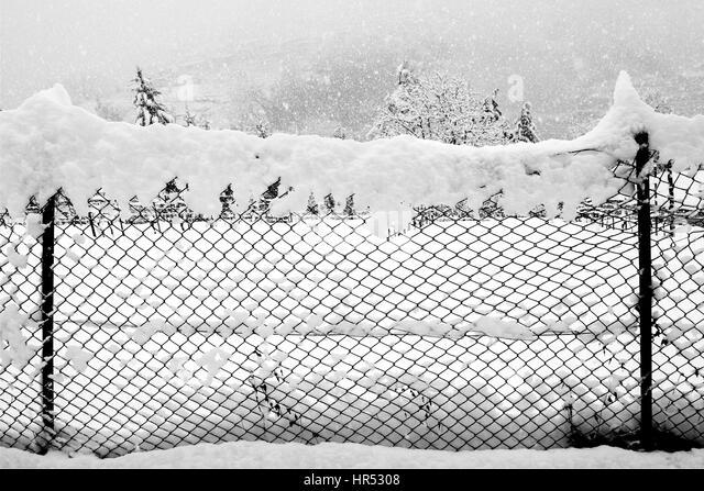 Ticino switzerland snow stock photos