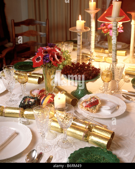 Gold Table Settings Stock Photos Gold Table Settings