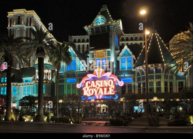 casino royale roulette las vegas