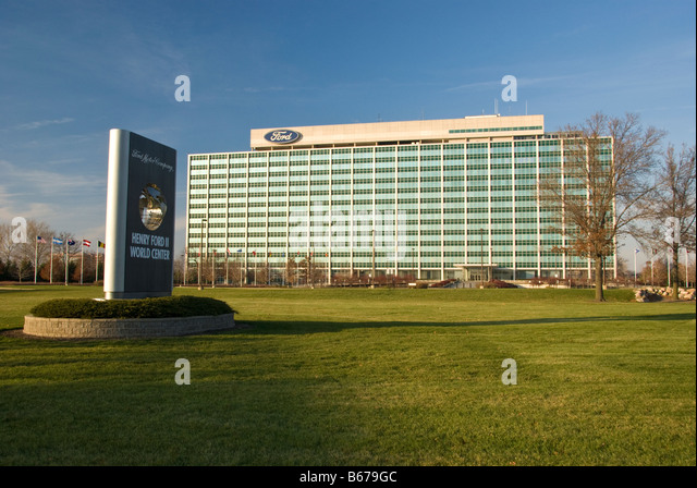 Ford motor company stock photos ford motor company stock for Ford motors corporate office