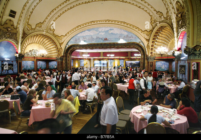 Crowded Restaurant Inside Stock Photos & Crowded ...
